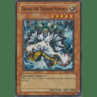 Zaborg the Thunder Monarch Thumb Nail
