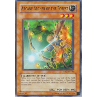 Arcane Archer of the Forest Thumb Nail