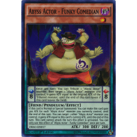 Abyss Actor - Funky Comedian Thumb Nail