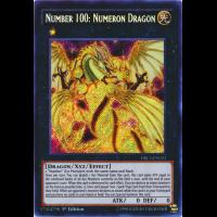 Number 100: Numeron Dragon Thumb Nail