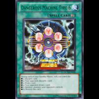 Dangerous Machine Type-6 (Green) Thumb Nail