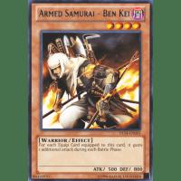 Armed Samurai - Ben Kei (Blue) Thumb Nail