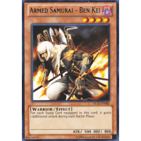 Armed Samurai - Ben Kei (Green) Thumb Nail