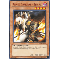 Armed Samurai - Ben Kei (Red) Thumb Nail