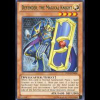 Defender, the Magical Knight (Green) Thumb Nail