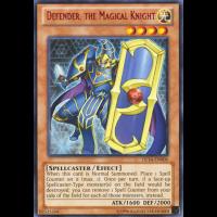 Defender, the Magical Knight (Red) Thumb Nail