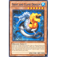 Frost and Flame Dragon (Blue) Thumb Nail