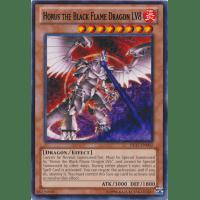 Horus the Black Flame Dragon LV8 (Green) Thumb Nail