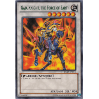 Gaia Knight, the Force of Earth (Green) Thumb Nail