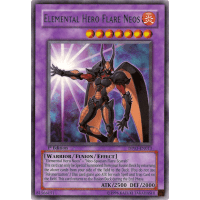 Elemental Hero Flare Neos Thumb Nail