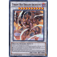 Tyrant Red Dragon Archfiend Thumb Nail