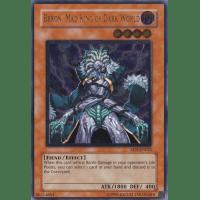Brron, Mad King of Dark World (Ultimate Rare) Thumb Nail