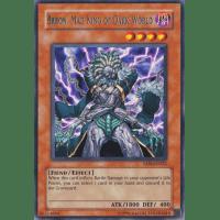 Brron, Mad King of Dark World (Rare) Thumb Nail