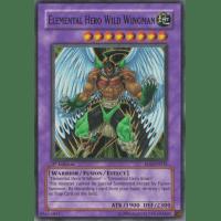 Elemental Hero Wild Wingman (Super Rare) Thumb Nail