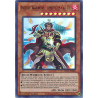 Ancient Warriors - Ambitious Cao De Thumb Nail