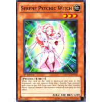 Serene Psychic Witch Thumb Nail