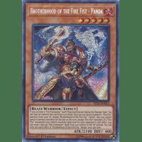 Brotherhood of the Fire Fist - Panda Thumb Nail