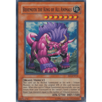 Behemoth the King of All Animals (Super Rare) Thumb Nail