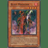 Blast Magician (Super Rare) Thumb Nail