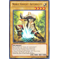 Noble Knight Artorigus (Ultra Rare) Thumb Nail