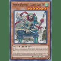 Ancient Warriors - Valiant Zhang De Thumb Nail