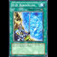 D. D. Borderline Thumb Nail