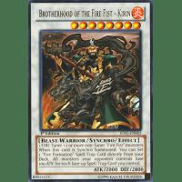 Brotherhood of the Fire Fist - Kirin Thumb Nail