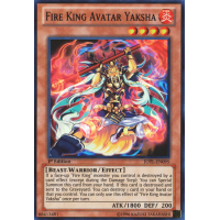 Fire King Avatar Yaksha Thumb Nail