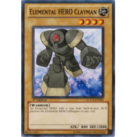 Elemental HERO Clayman Thumb Nail