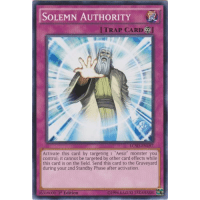 Solemn Authority Thumb Nail