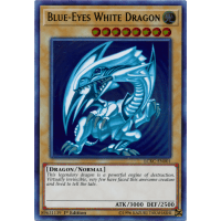 Blue-Eyes White Dragon (Blue Ripple Background) Thumb Nail
