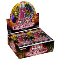 Legendary Duelists: Ancient Millennium Booster Box Thumb Nail