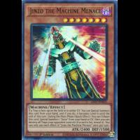 Jinzo the Machine Menace Thumb Nail