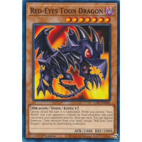 Red-Eyes Toon Dragon Thumb Nail