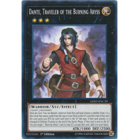 Dante, Traveler of the Burning Abyss Thumb Nail