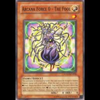 Arcana Force 0 - The Fool Thumb Nail