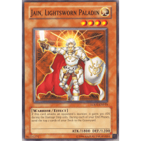 Jain, Lightsworn Paladin Thumb Nail