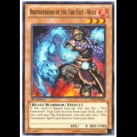 Brotherhood of the Fire Fist - Wolf Thumb Nail
