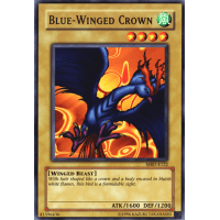 Blue-Winged Crown Thumb Nail
