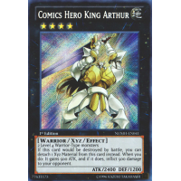 Comics Hero King Arthur Thumb Nail
