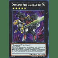 CXyz Comics Hero Legend Arthur Thumb Nail