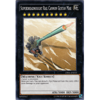 Superdreadnought Rail Cannon Gustav Max Thumb Nail