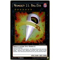 Number 11: Big Eye Thumb Nail