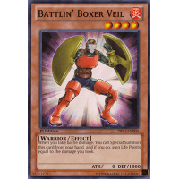 Battlin' Boxer Veil Thumb Nail