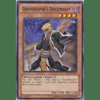 Gravekeeper's Descendant Thumb Nail