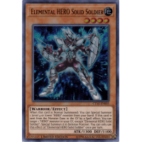 Elemental HERO Solid Soldier Thumb Nail