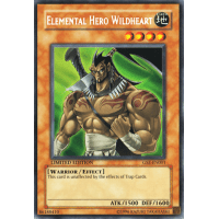 Elemental Hero Wildheart Thumb Nail