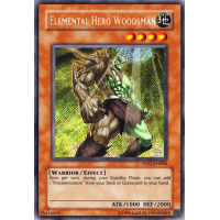 Elemental Hero Woodsman Thumb Nail