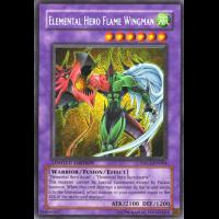Elemental Hero Flame Wingman Thumb Nail