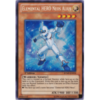 Elemental HERO Neos Alius Thumb Nail